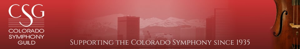 Colorado Symphony Guild